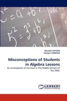 Misconceptions of Students in Algebra Lessons