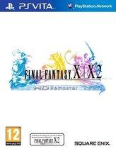 Final Fantasy X & X2 HD Remaster  PS Vita