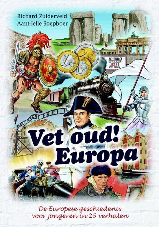 Vet oud! 2 - Europa - Richard Zuiderveld   Fthsonline.com
