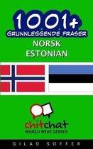 1001+ Grunnleggende Fraser Norsk - Estonian