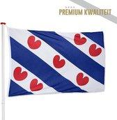 Friese Vlag Friesland 100x150cm