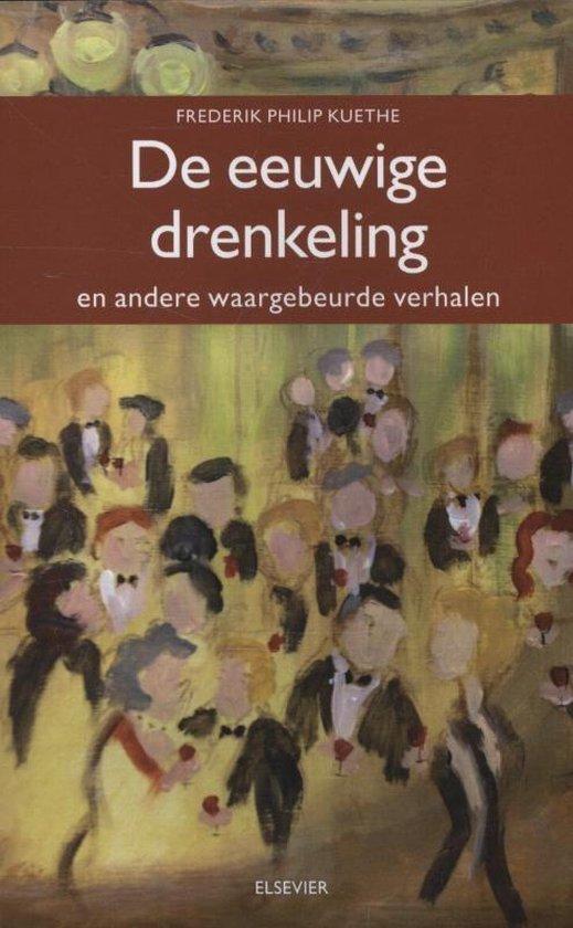 De eeuwige drenkeling - Frederik Philip Kuethe pdf epub