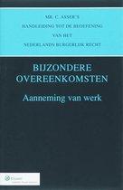 Mr. C Asser's handleiding tot de beoefening van het Nederlands burgerlijk recht / III C Aanneming van werk / deel Bijzondere overeenkomsten