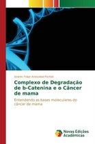 Complexo de Degradacao de B-Catenina E O Cancer de Mama