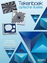 Tekenboek optische illusies