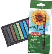 Derwent Academy kleurpotloden zacht pastel assorti (12)