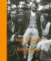 Boek cover Briefwisseling Stijn Streuvels (1871-1969) en Ernest Claes (1885-1968) van Marcel de Smedt