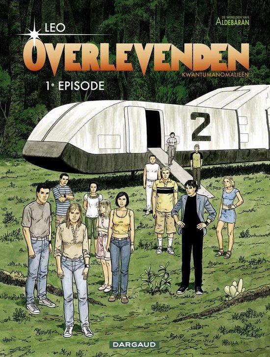 Overlevenden 01. kwantumanomalieën 1ste episode - Leo pdf epub