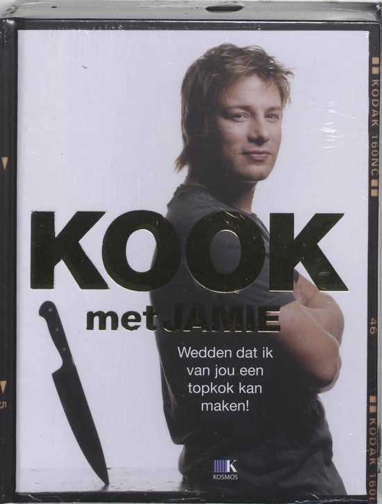 Boek cover Kook Met Jamie van Jamie Oliver (Hardcover)