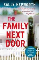 Boek cover The Family Next Door van Sally Hepworth