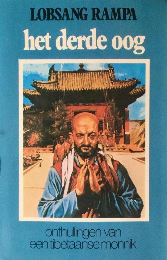 Het derde oog - T. Lobsang Rampa |