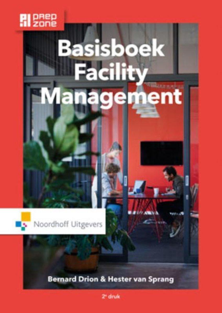 Basisboek facility management incl. toegang tot Prepzone