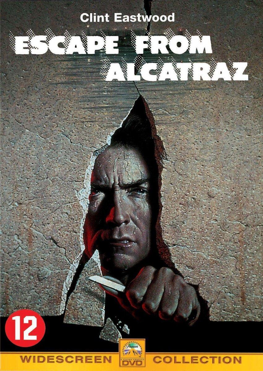 Escape From Alcatraz - Movie