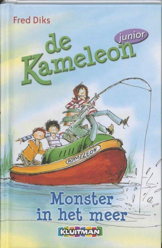 de Kameleon juniorMonster In Het Meer - F. Diks pdf epub