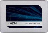 Crucial MX500 - Interne SSD - 250 GB