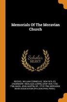 Memorials of the Moravian Church