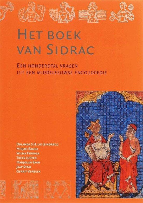Artesliteratuur in de Nederlanden 5 - Het boek van Sidrac - Sydrac   Fthsonline.com