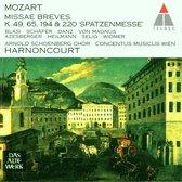 Mozart: Missae Breves / Harnoncourt, Concentus Musicus