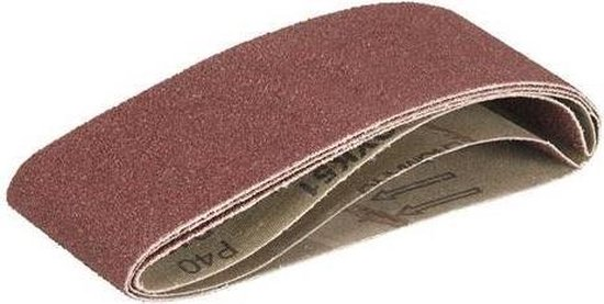 Schuurbanden, 3 pk. voor de Triton schuurmachine 475114