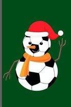 Snowman Soccer Ball