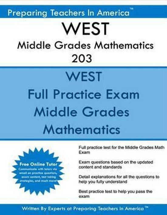 West Middle Grades Mathematics 203