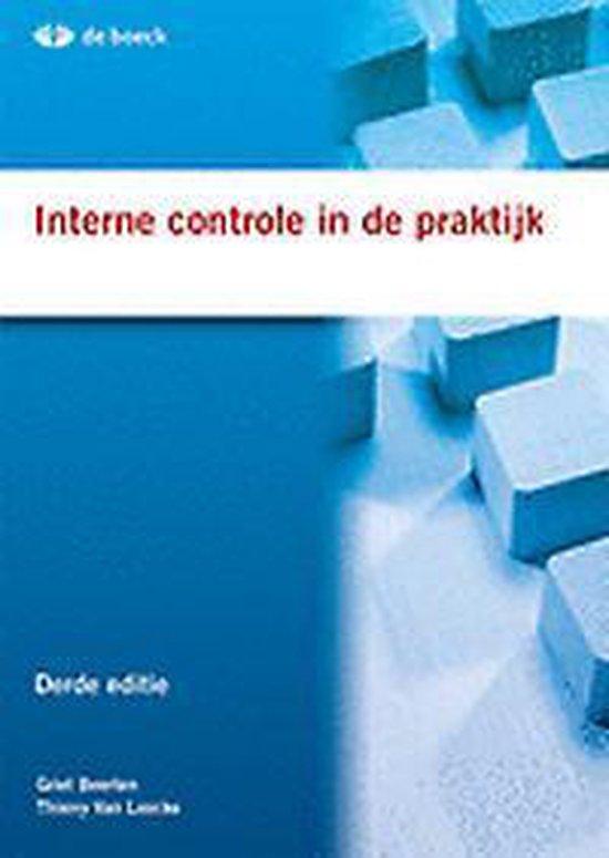 Interne controle in de praktijk - Thierry Van Loocke | Fthsonline.com