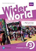 Wider World 3 Students' Book with MyEnglishLab Pack