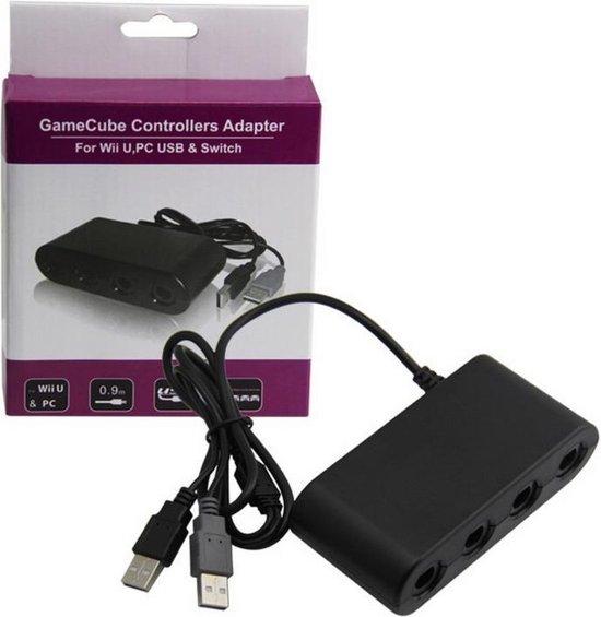 GameCube controller adapter voor PC en Wii U