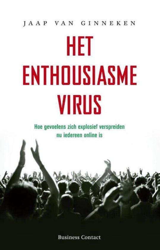 Het enthousiasmevirus - Jaap van Ginneken  