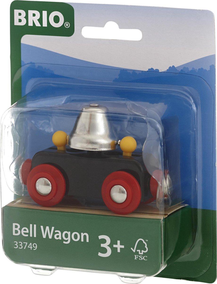 BRIO Belwagon - 33749