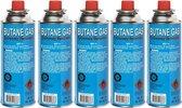 Kinzo Voordeelverpakking 5 maal gasflessen voor Kinzo onkruidbrander