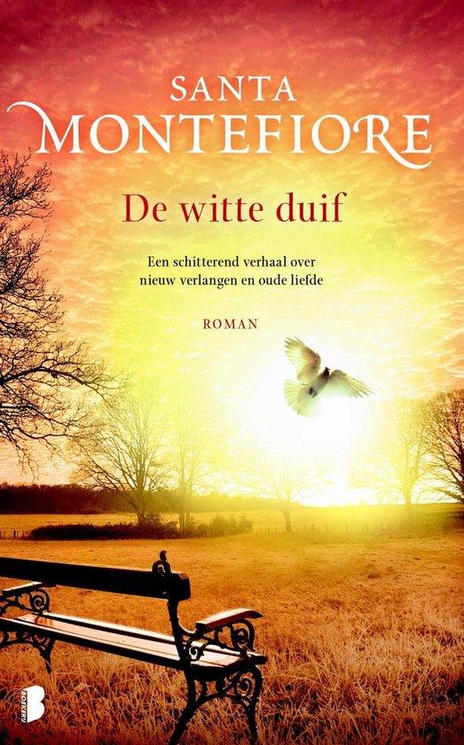 Boek cover De witte duif van Santa Montefiore (Onbekend)