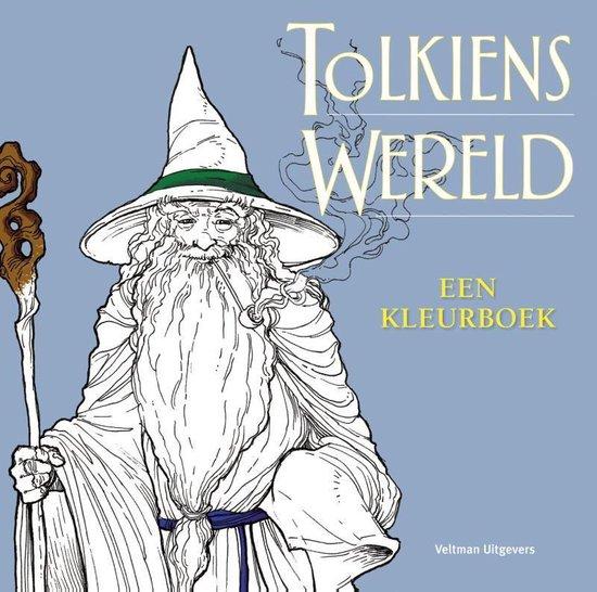 Tolkiens Wereld. Een kleurboek - John Davis |