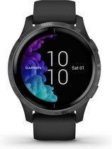 Garmin Venu - Smartwatch - 43 mm - Zwart/leigrijs