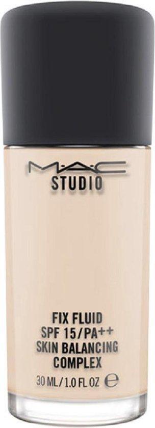 MAC Studio Fix Fluid Foundation SPF15