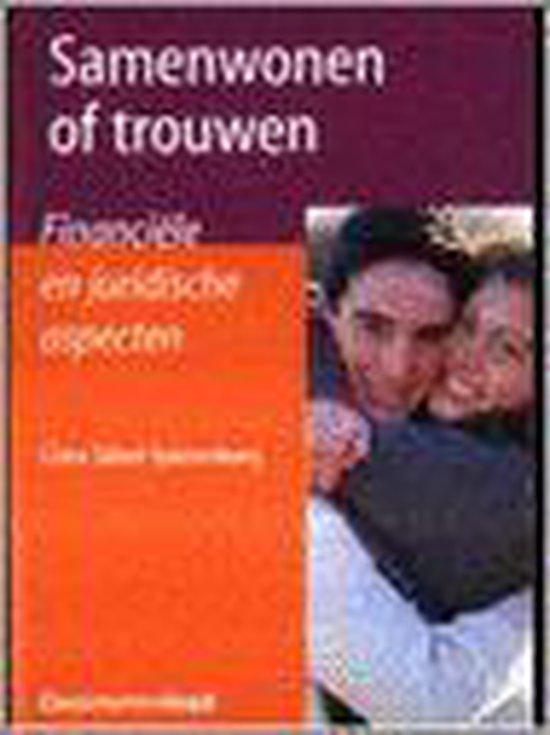 Samenwonen Of Trouwen - Ciska Sikkel-Spierenburg pdf epub