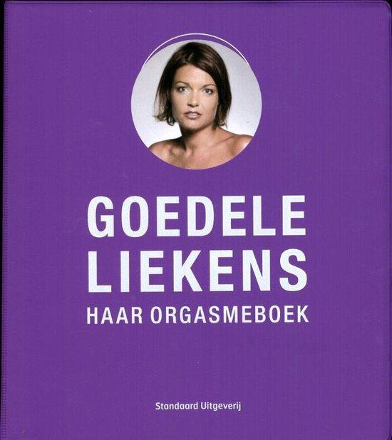 Haar orgasmeboek - Goedele Liekens | Fthsonline.com