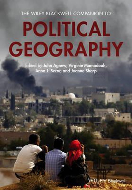 Boek cover The Wiley Blackwell Companion to Political Geography van Agnew, John A. (Hardcover)