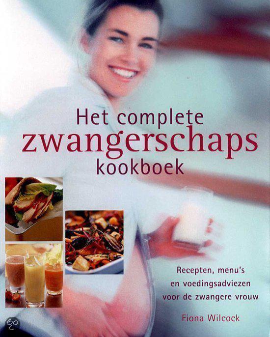 Het Complete Zwangerschaps Kookboek - Fiona Wilcock |