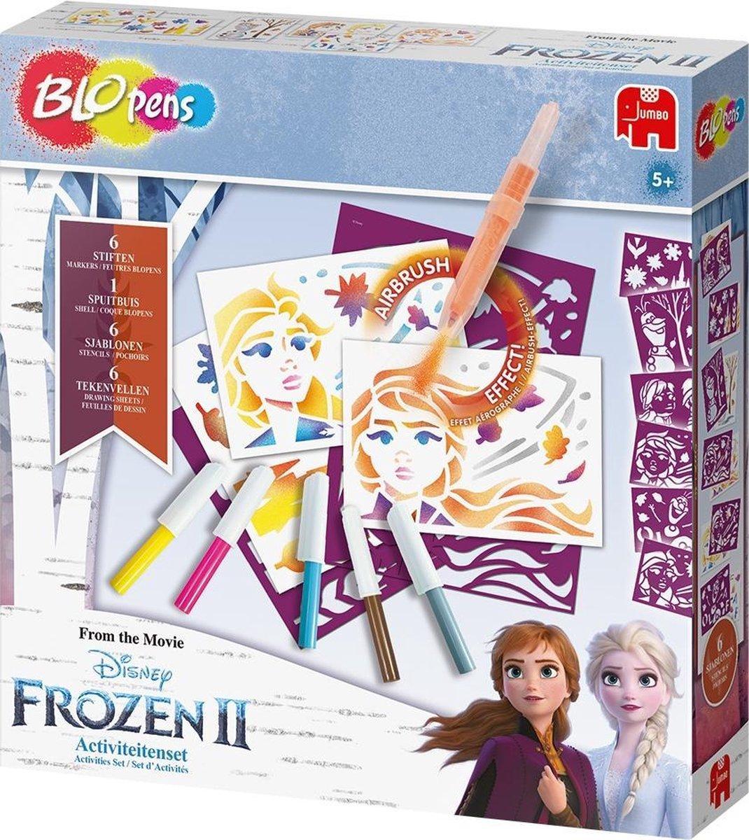 Blopens Frozen 2 Activity set