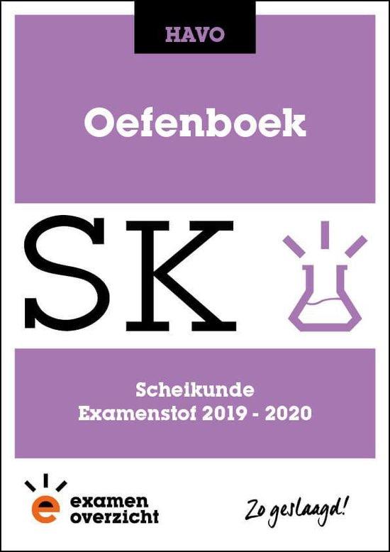 ExamenOverzicht - Oefenboek Scheikunde HAVO - ExamenOverzicht | Fthsonline.com