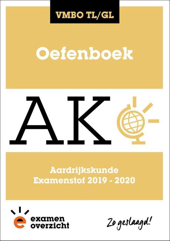 ExamenOverzicht - Oefenboek Aardrijkskunde VMBO TL/GL - ExamenOverzicht   Fthsonline.com