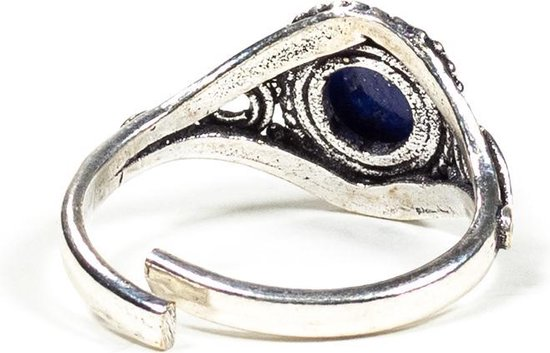Ring met Lapis Lazuli
