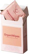 OrganiCup OrganiWipes - reiniging voor je menstruatiecup - 10 Doekjes