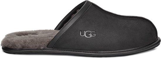 UGG Scuff Heren Sloffen - Black - Maat 43