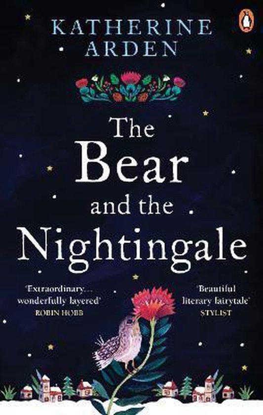 Boek cover The Bear and The Nightingale van Katherine Arden (Paperback)