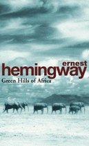 Green Hills Of Africa (Arrow Classic), Hemingway, Ernest Paperback Book The