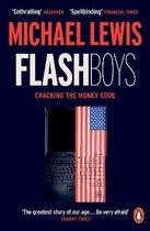 Boek cover Flash Boys van Michael Lewis (Paperback)
