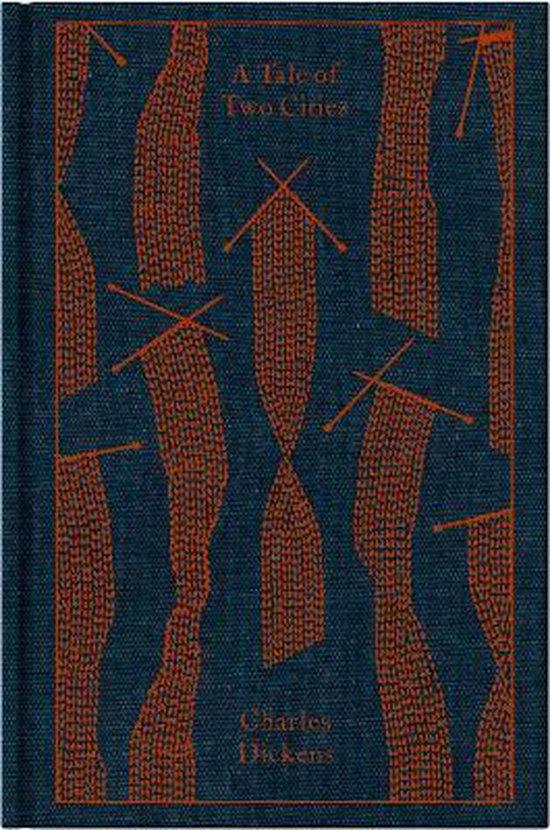 Boek cover A Tale of Two Cities van Charles Dickens (Hardcover)