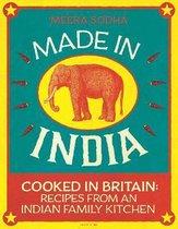 Boek cover Made in India van Meera Sodha (Hardcover)